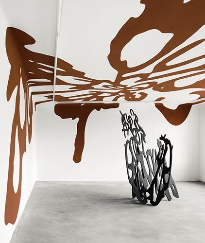 Jürgen Mayer H. - BLACK.SEEcourtesy Galerie EIGEN + ART Leipzig/BerlinFoto: Uwe Walter, Berlin