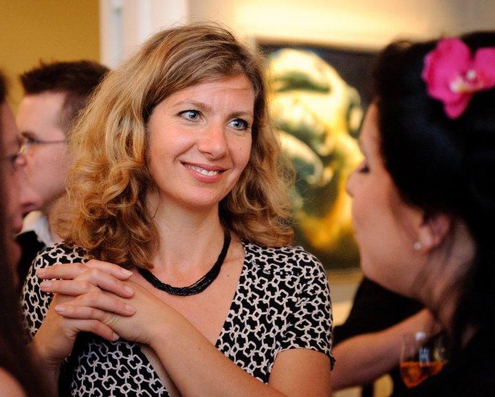 Jeannette Hagen - die Spaziergaengerin