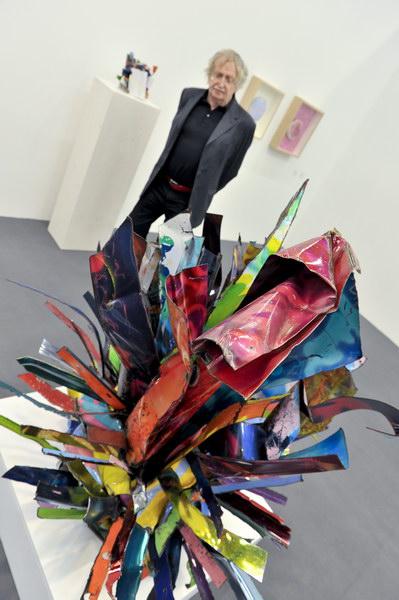 Stand: Galerie Karsten Greve, Halle 11.2