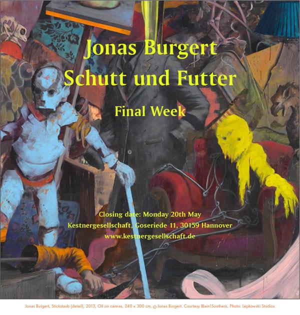 Jonas Burgert Hamburg II