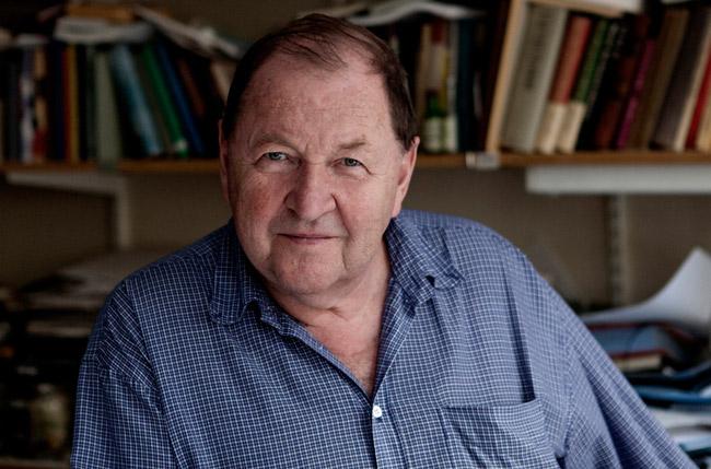 Regisseur Roy Andersson. © Neue Visionen Filmverleih