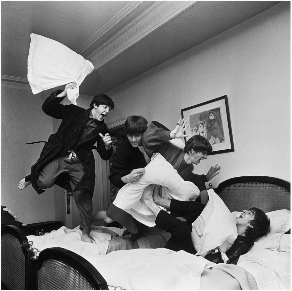 Harry Benson, The Beatles On The Road, 1964-1966