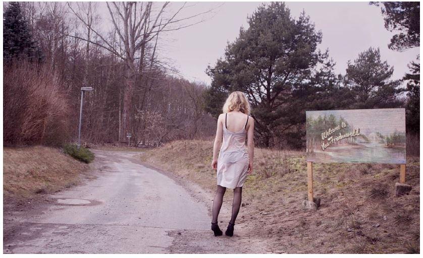 THE SHELLS – Ausflug nach Neu-Friedenwald - Laura Jung, 2015