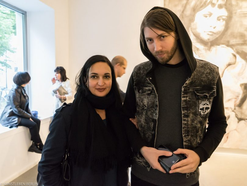 Daniel Harms und Ela