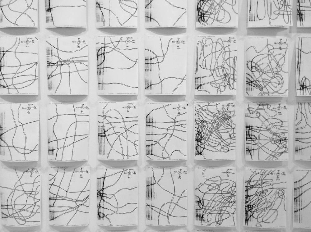 Galerie Crone Berlin, Monika Grzymala, Making of Forming Something , New Reykjavik Art Museum 2015