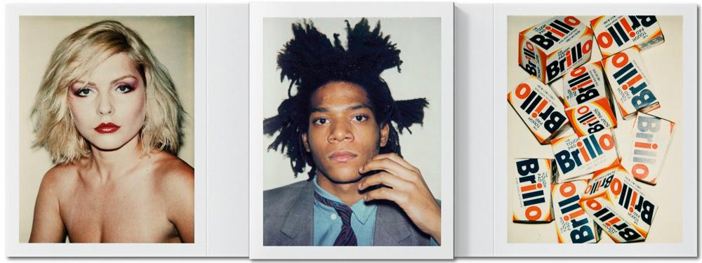 Polaroid Pop von Andy Warhol