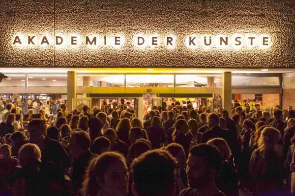 Ⓒ Kulturprojekte Berlin, Berlin Art Week 2014, Foto: Till Budde