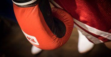 Boxkampf - Robert Longo im Kunst Lager Haas