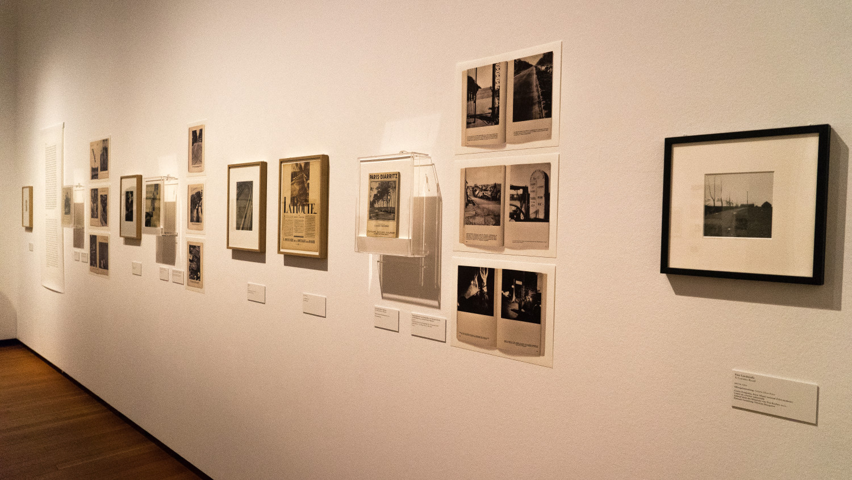 Ausstellung Germaine Krull Martin-Gropius-Bau