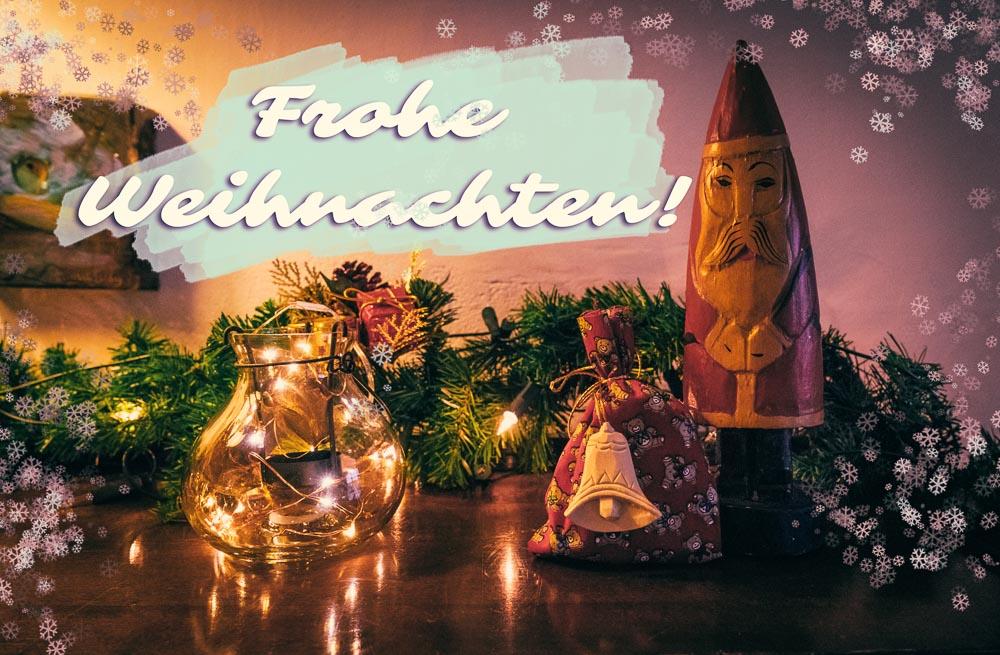 -Frohe Weihnachten KUNSTLEBEN BERLIN