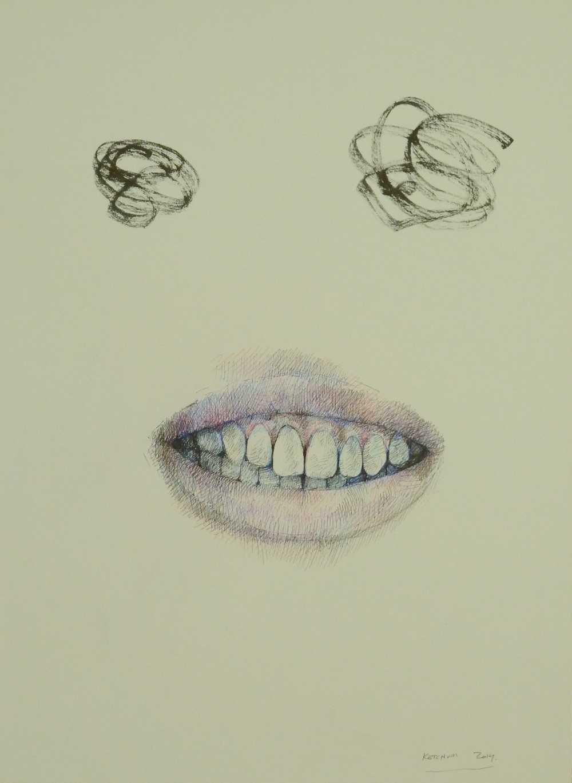 Blind Date - 38 cm x 28 cm, Loner Party, Steven Ketchum, artfein GALLERY