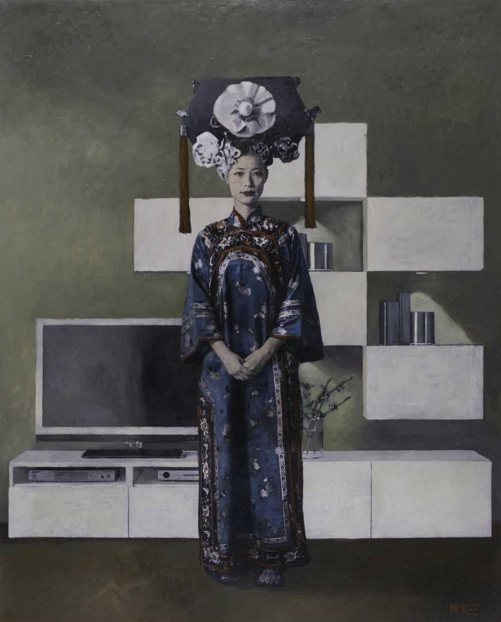 Cultural Devolution, Besta, Casey McKee, artfein GALLERY
