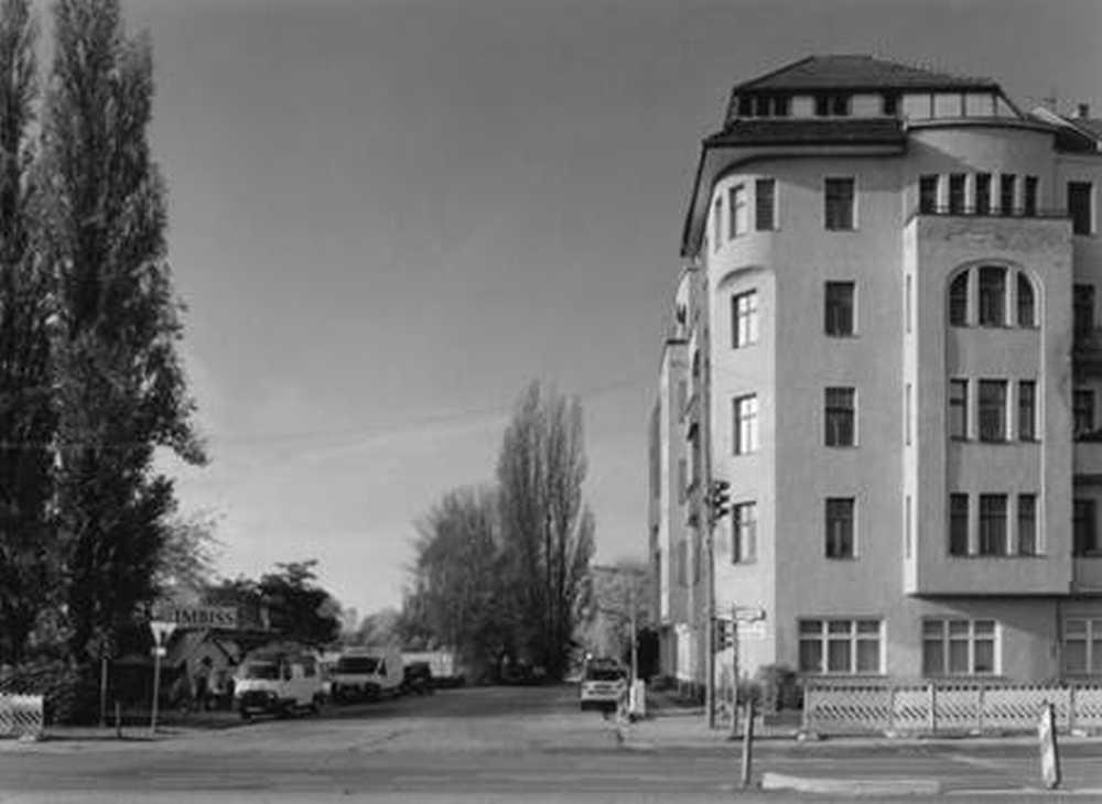 André Kirchner, Heidestraße, 2009/2014, Heidestraße - Vom Niemandsland zur Europacity, HAUS am KLEISTPARK