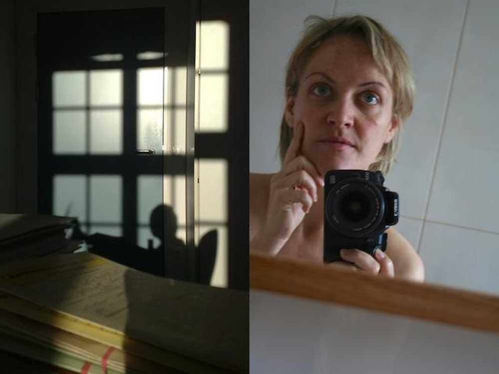 Doreen Trittel, ona rabotajet – sie arbeitet. Das Bild der Frau heute in der Kunst, Projektraum Komet Nr. 29d