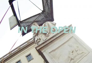 IN THE OPEN