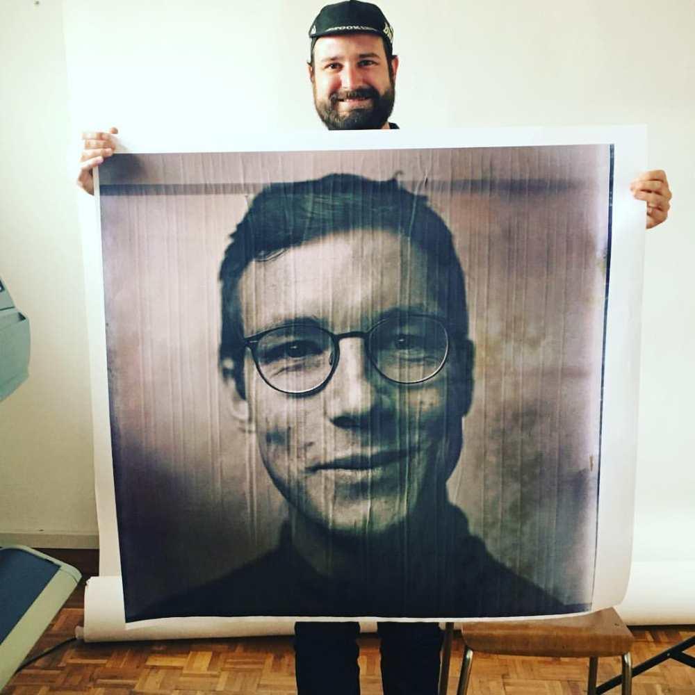 Stefan, testprint, The Face of Beer, IPA Bar