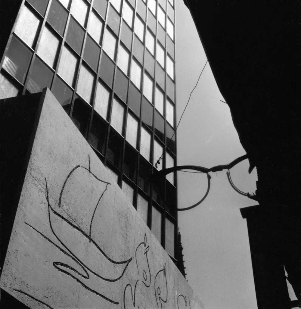 Jeanne Mandello, Haus des Architektenverbandes, Barcelona 1962, Jeanne Mandello © Isabel Mandello de Bauer