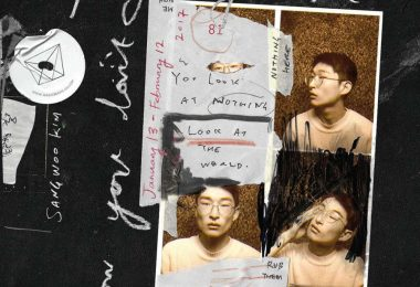 IF YOU SEE ME NOW YOU DON'T Sang Woo Kims erste Einzelausstellung