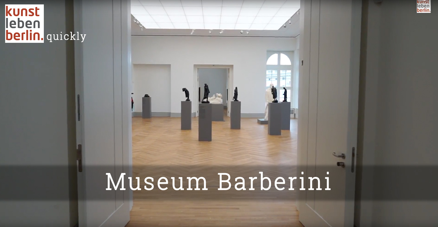 Video, Museum Barberini, Kunstleben Berlin