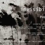 Paula Klien Invisibilities - Chinesische Tusche auf Papier und Leinwand