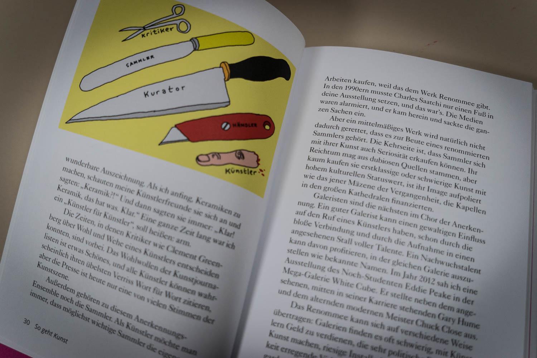 Kunstbücher, So geht Kunst, Grayson Perry