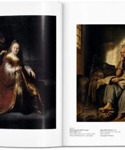 Kunstbücher, Rembrandt, Foto: ©Taschen Verlag