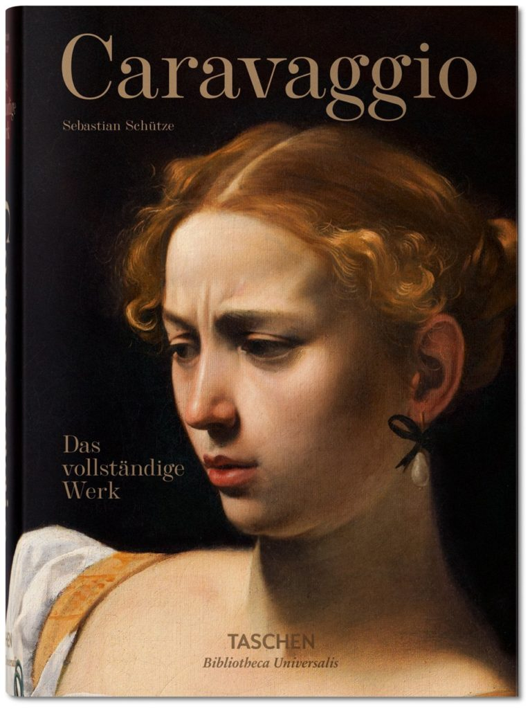 Caravaggio, Kunstbücher, Taschen Verlag