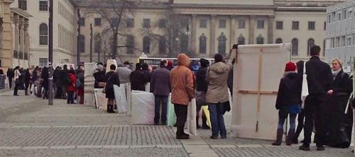 Kunststandort Berlin