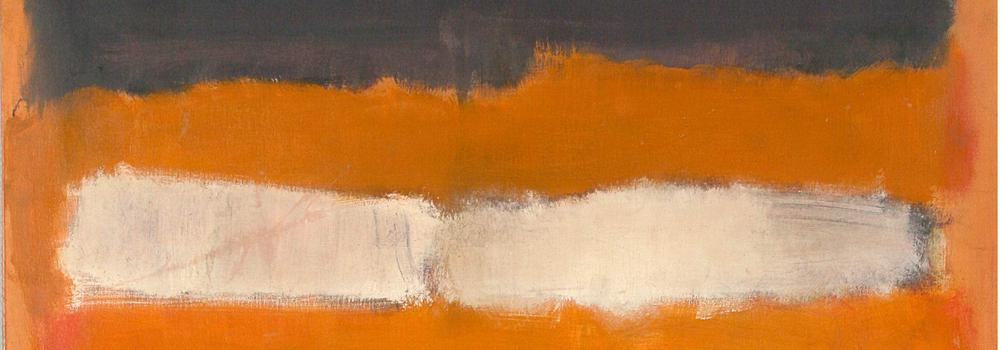"title=""Mark Rothko: No. 24 (Untitled), 1951. Gift of The Mark Rothko Foundation, Inc., New York, through the American Friends of the Tel Aviv Museum of Art, 1986 © Kate Rothko-Prizel & Christopher Rothko / VG Bild-Kunst, Bonn 2015 / Photo Avraham Hay"""