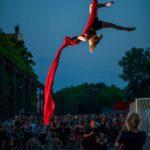 Fotograf: Laurin Gutwin, im Bild: Leistung von Bronwen Pattison