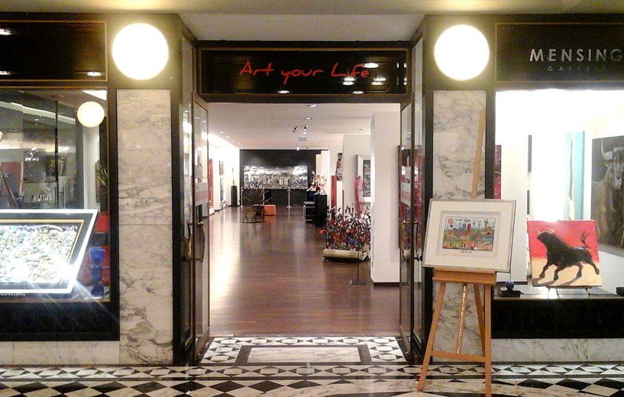 Galerie Mensing Hamm galerie mensing berlin quartier 206 kunstleben berlin das