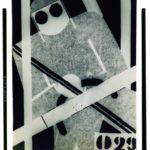 Alice Lex-Nerlinger, Der Flieger, 1929, Fotogramm, 23,3 x 17,3 cm Akademie der Künste, Berlin, Kunstsammlung Inv.-Nr. 2891 Foto Ilona Ripke, © S. Nerlinger, Berlin, erste Retrospektive, Verborgenes Museum
