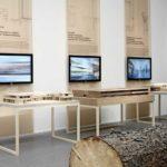 Bauen mit Holz - Wege in die Zukunft, Ausstellung im Martin-Gropius-Bau