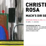CFA Christian Rosa