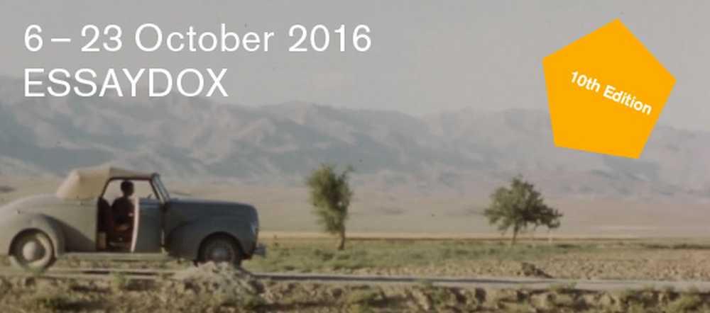 10. Ausgabe von DOKU.ARTS, Essaydox, 22 Dokumentar- und Essayfilme
