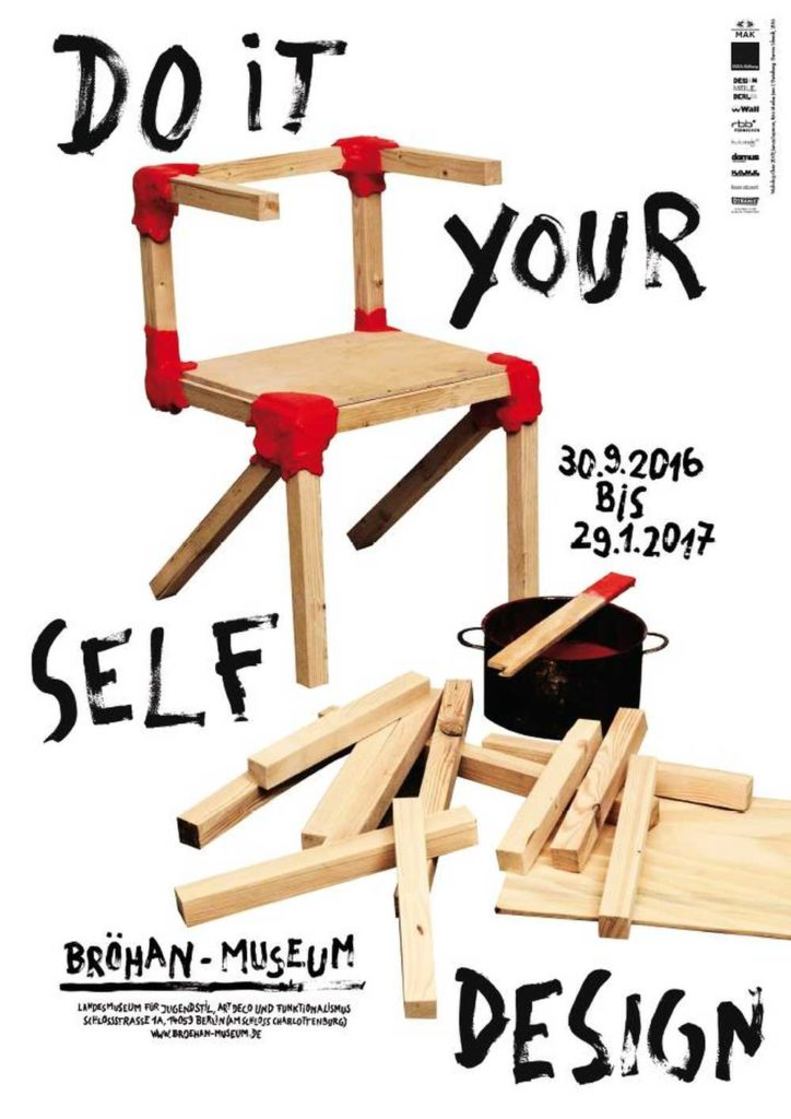 DO IT YOURSELF-DESIGN, Bröhan-Museum
