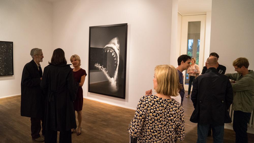 Robert Longo in der Galerie Michael Haas