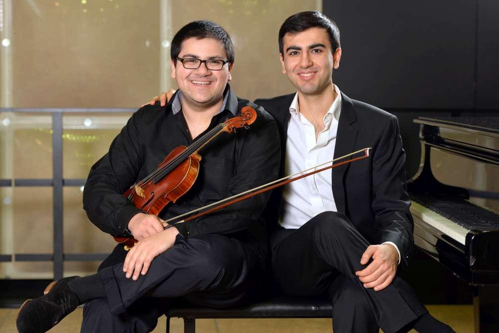 David und Marlen Malaev
