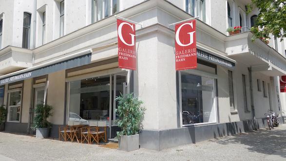 Galerie Friedmann Hahn