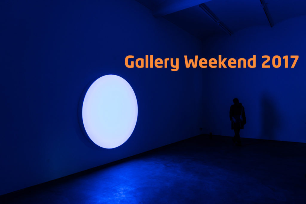 Gallery Weekend 207 mit KUNSTLEBEN BERLIN