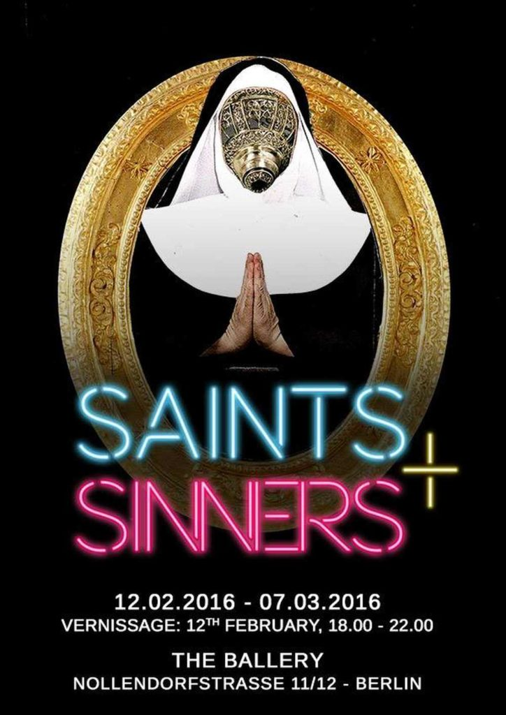 Saints & Sinners, The Ballery