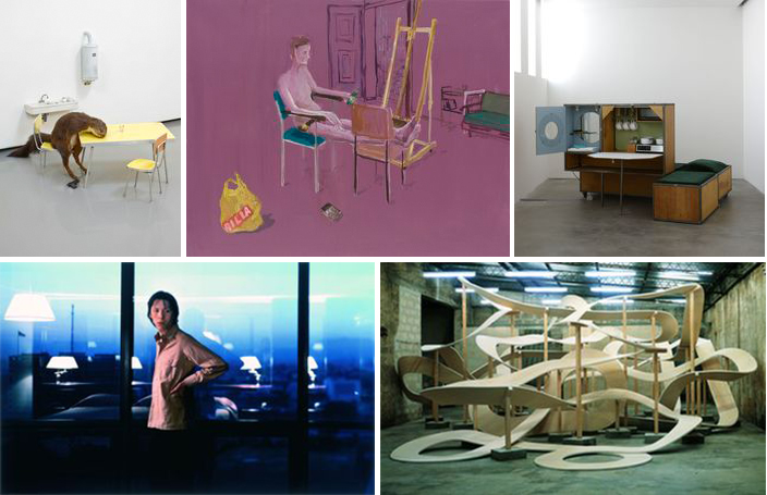 works from the sandretto re rebaudengo collection kunstleben berlin das kunstmagazin. Black Bedroom Furniture Sets. Home Design Ideas
