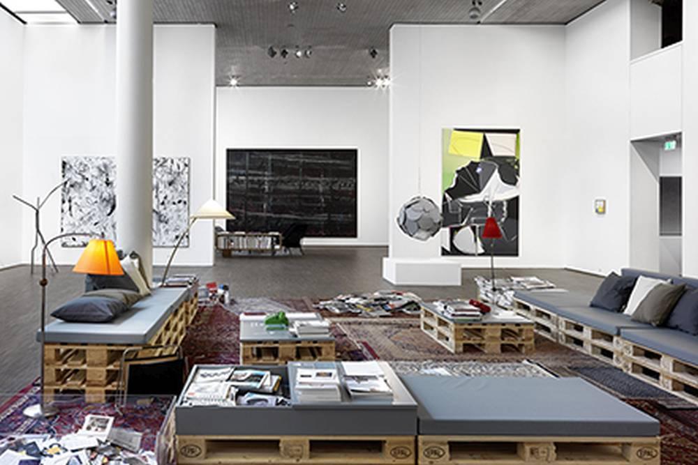Talk Thomas Scheibitz und Max Dax über Abstraktion und Musik