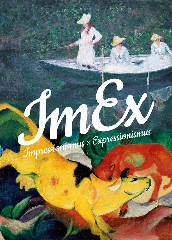 """""""Impressionismus – Expressionismus. Kunstwende"""" – kurz """"ImEx"""" in der Alte Nationalgalerie"""
