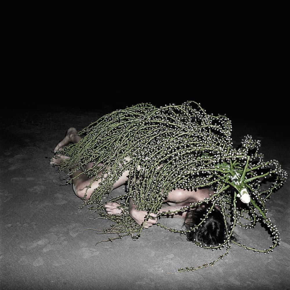 galerie burster präsentiert Nina Röder mit bath in brilliant green