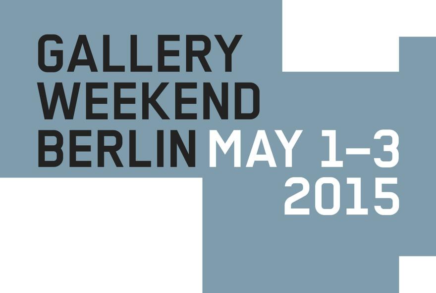 Gallery Weekend 2015