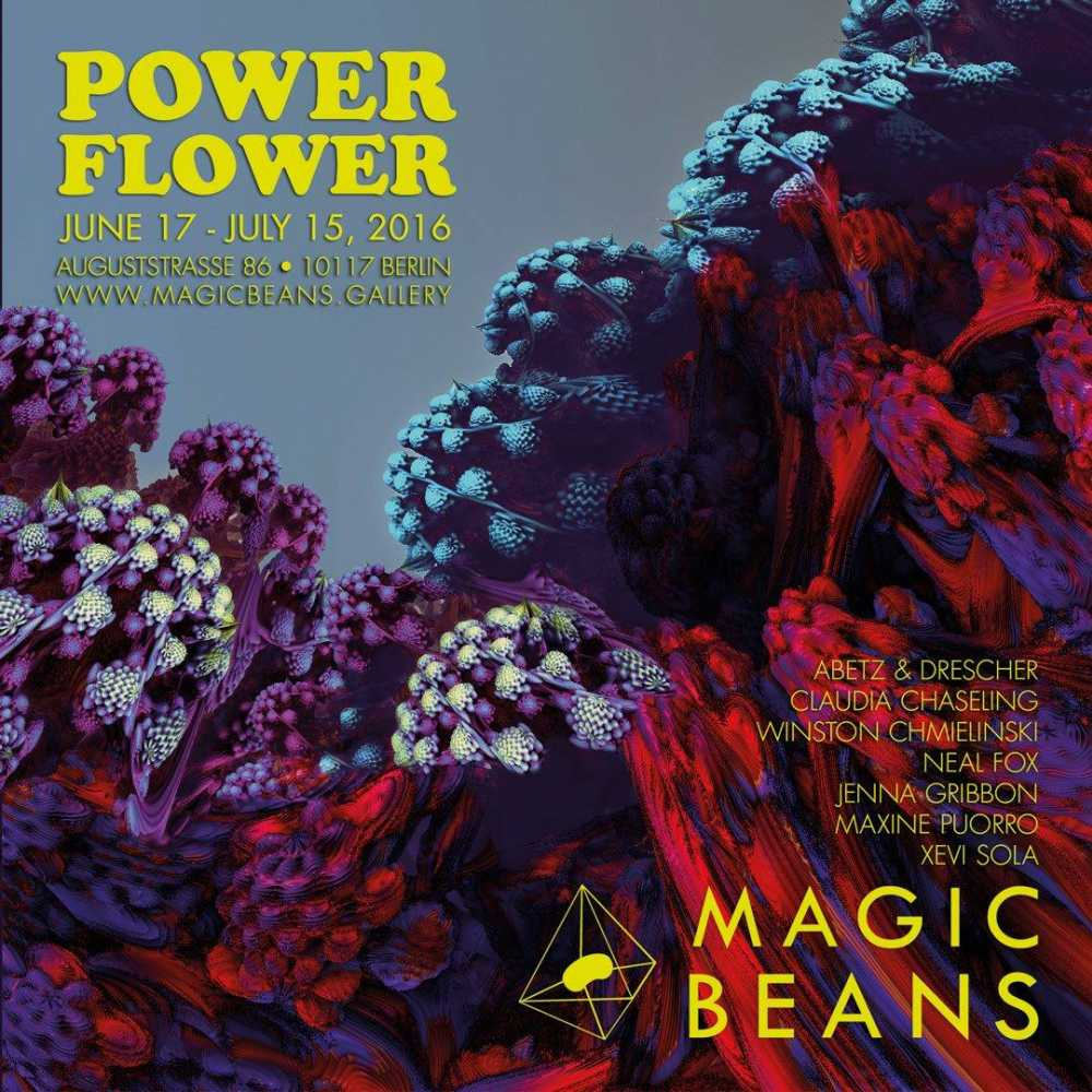 magic beans Power Flower