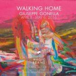 parental love 2 2015 100x120cm oil on canvas_11_b_0364, Magic Beans, Giuseppe Gonella, Walking Home