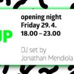 sygns Pop-Up Gallery Bar Weekend