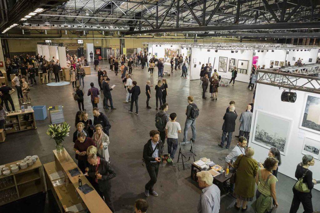 POSITIONS Berlin Art Fair Messe / Fair, Foto: Oana Popa